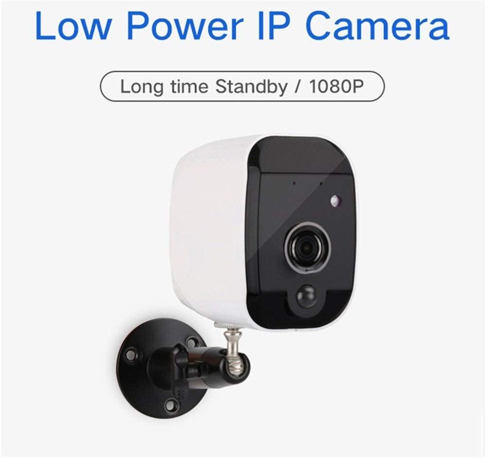 HD 1080P Wireless Battery IP Camera Infrared Night Version PIR M-otion Detection 130° Home WiFi Camera Baby Monitors