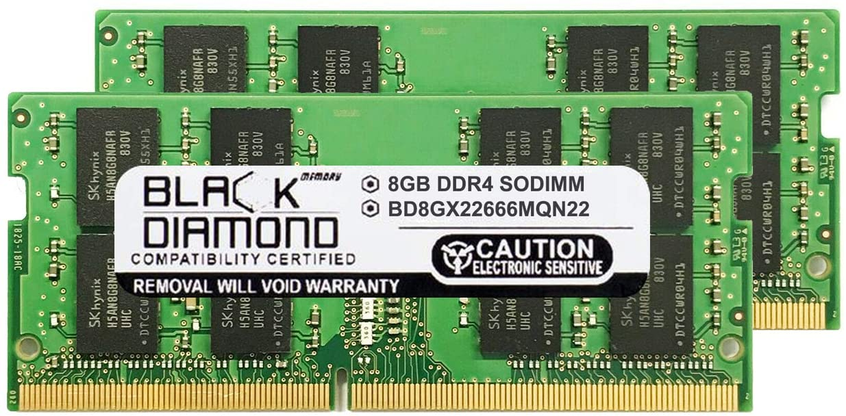 16GB Kit(2X8GB) Memory RAM Compatible for HP - Compaq Envy 17-ae103nw,17-ae199nz,17-ae006nf,x360-15-aq102nn,17-ae101nl,x360 15m-bp112dx,17-ae008nb,17-ae080nz,x360 15-bp107nb,15-as000nf