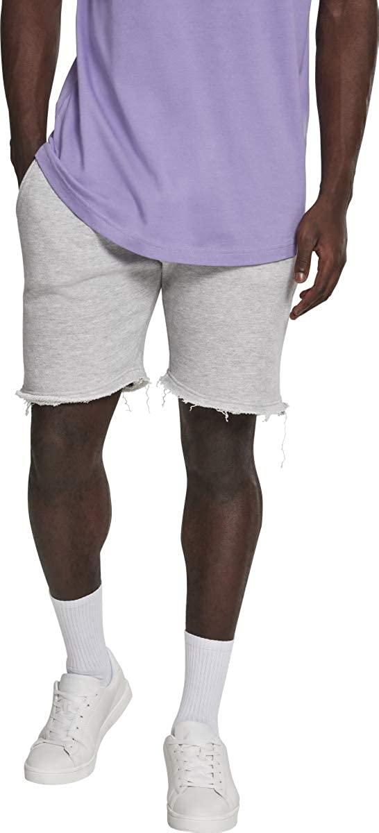Urban Classics Men Sweat Shorts Herringbone Terry