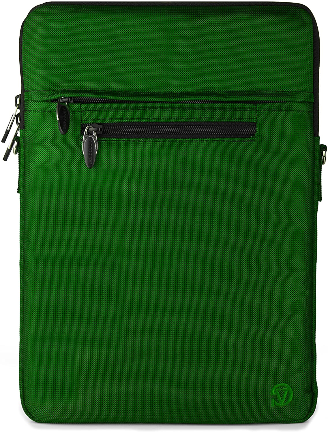 VanGoddy Hydei Shoulder Carrying Bag Sleeve for HP 11.6 inch Laptops and Tablets, Green