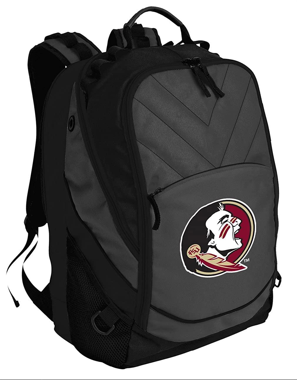 Broad Bay Best Florida State University Backpack Laptop Computer Bag