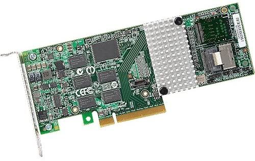3ware Sas 9750-4i Single 4port 6gb Sata+sas Pcie 2.0 512mb