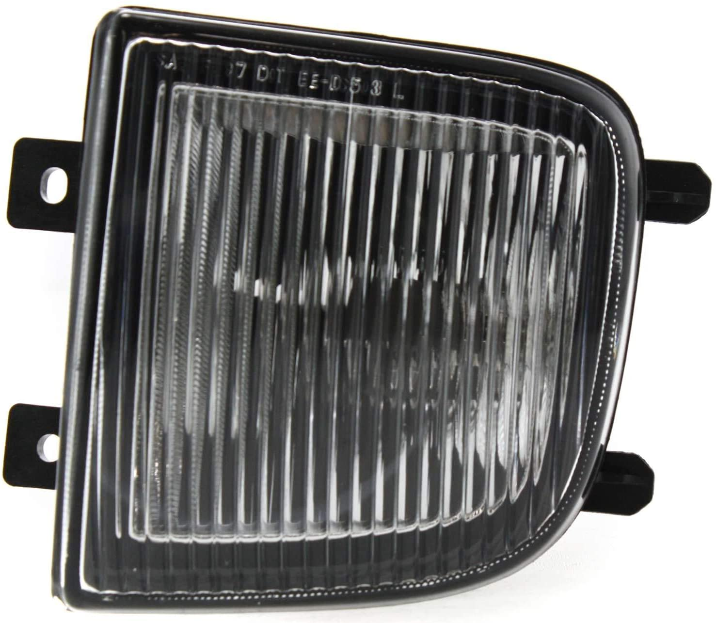 Front Fog Light Assembly Compatible with 1999-2004 Nissan Pathfinder From 12-98 Driver Side