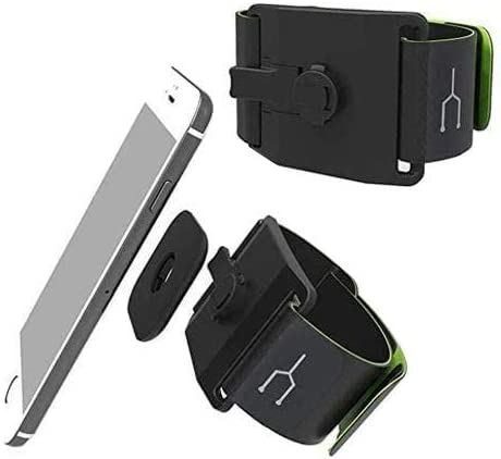 Navitech Detachable Running Armband - Compatible with The Ematic 8GB 2.4