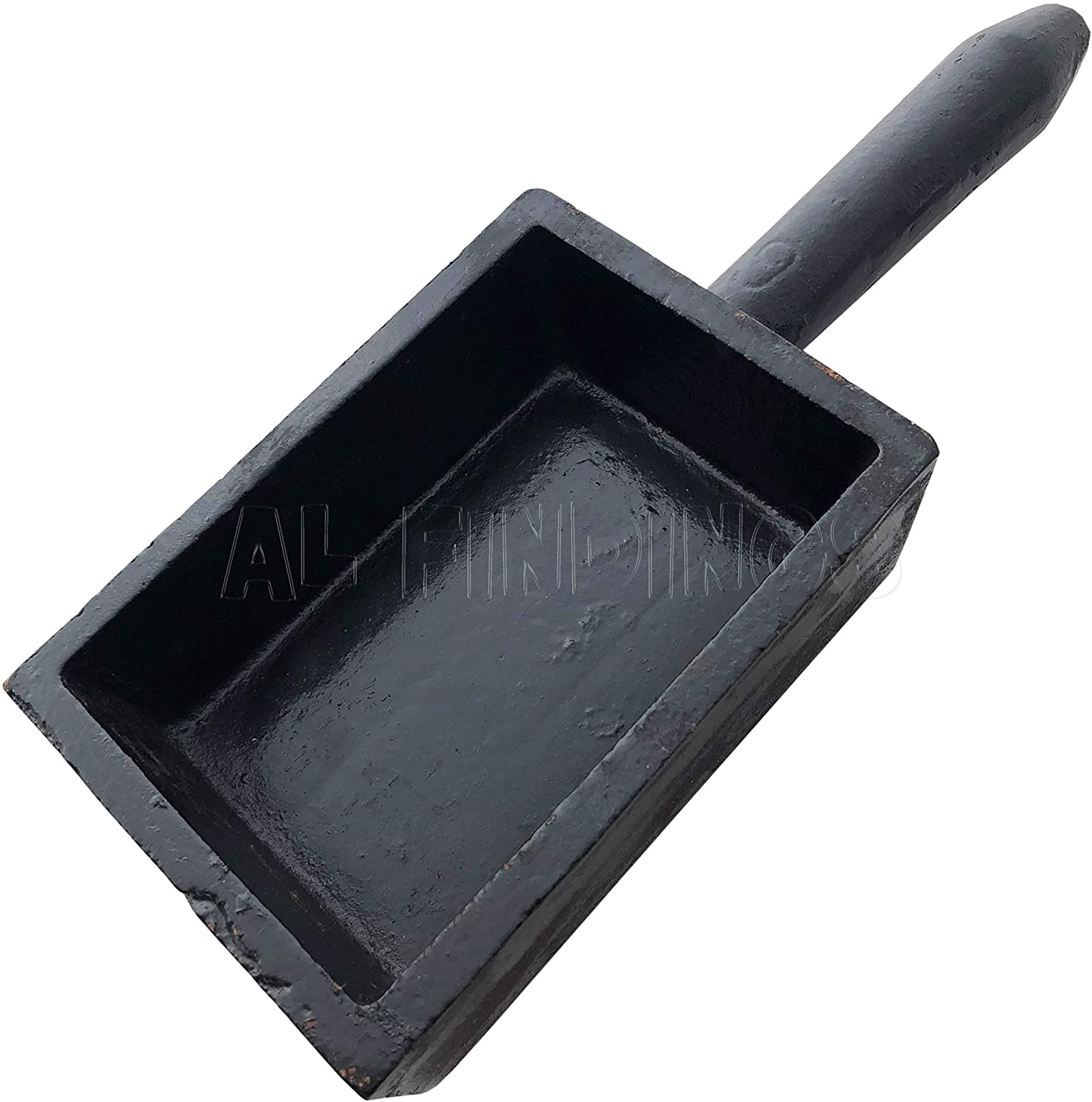 Jewellers Tools Casting Ingot Mould 240oz or 8 kg Gold Silver Metal Melting Pour Crucible Tool no6