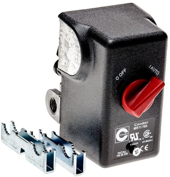 Campbell-Hausfeld CW210100SJ Air Compressor Pressure Switch