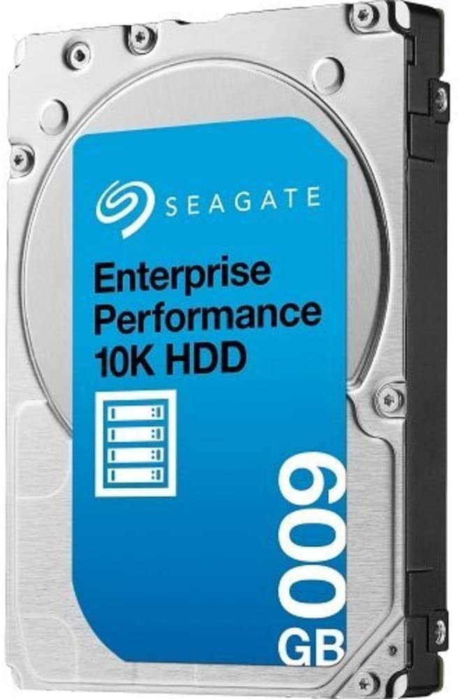 Seagate Enterprise Performance 10K | ST600MM0099 | 600GB 10K SAS 12Gb/s 256MB Cache 2.5-Inch | 512e | Internal Enterprise Hard Disk Drive HDD