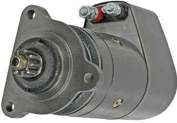 Rareelectrical NEW STARTER COMPATIBLE WITH MERCEDES BENZ TRUCK LPS 1525 OM429 0-001-416-078 0-001-410-088