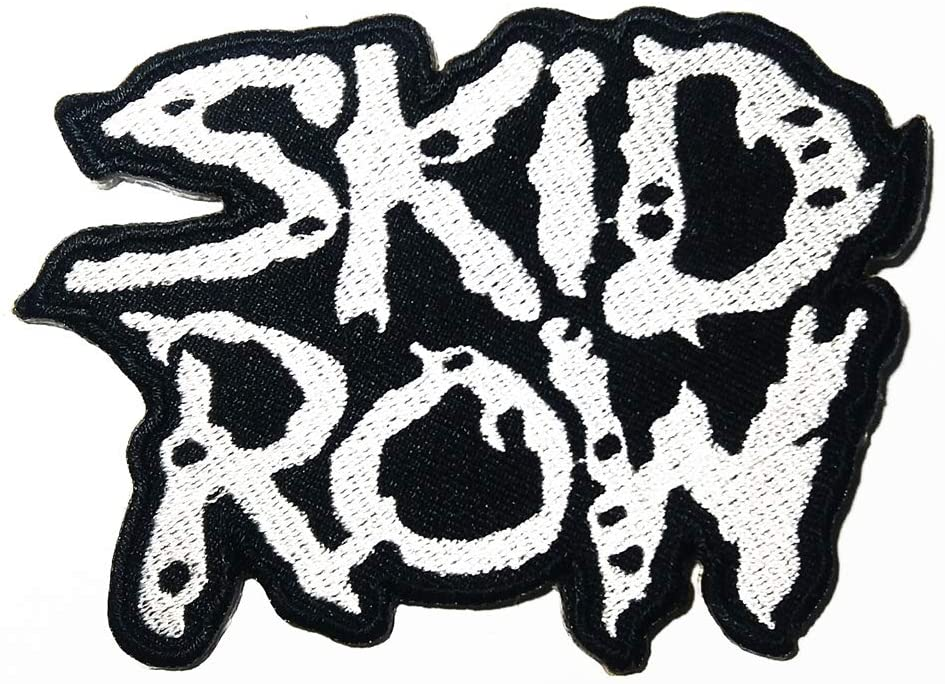 Music S Heavy Metal Hard Rock Glam Metal Music Style Band Music Logo Patch Embroidered Sew Iron On Patches Badge Bags Hat Jeans Shoes T-Shirt Applique