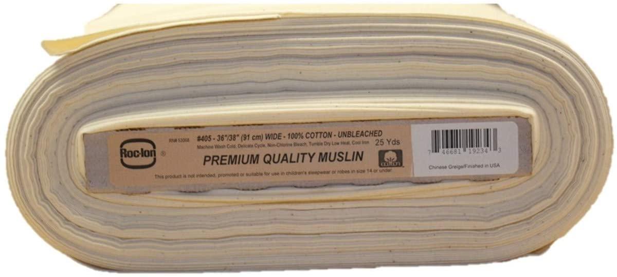 Roc-lon 405 Premium Unbleached Muslin