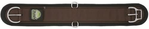 Weaver New Improved Smart Cinch Straight Felt - Black or Brown - All Sizes (Brown, 24 inch)