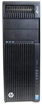 HP Z640 Tower - 2X Intel Xeon E5-2630 V3 2.4GHz 8 Core - 16GB DDR4 RAM - LSI 9217 4i4e SAS SATA Raid Card - 1.2TB (2X 600GB SAS New HDD) - NVIDIA Quadro M4000 8GB - Windows 10 PRO (Renewed)