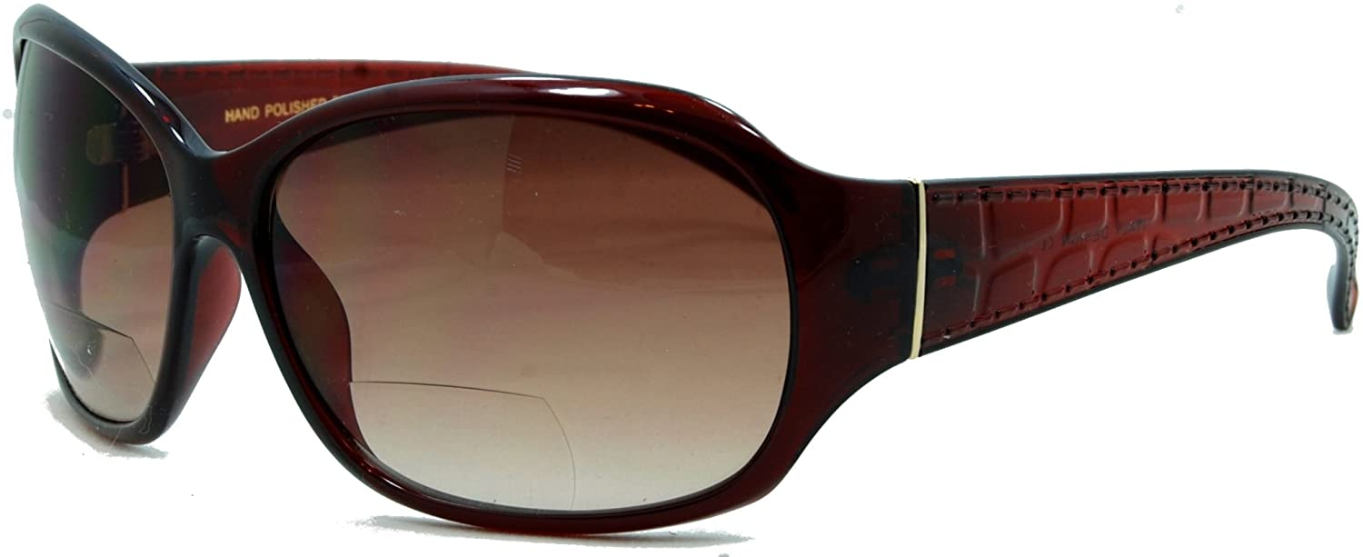 In Style Eyes Later Gators Bifocal Sunglasses for Women