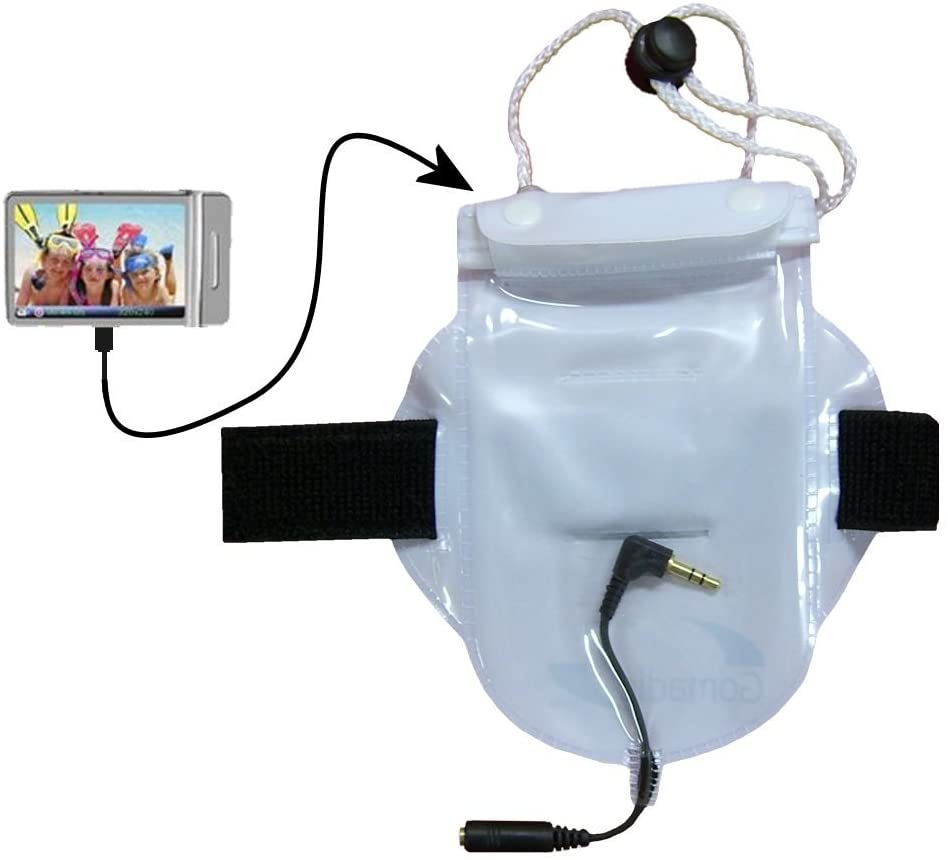 Workout Waterproof Sandproof Dustproof Bag Accessories Suitable for The Ematic E4 Series
