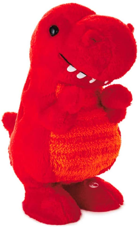 Hug N Sing-A-Saurus Interactive Plush with Sound and Motion
