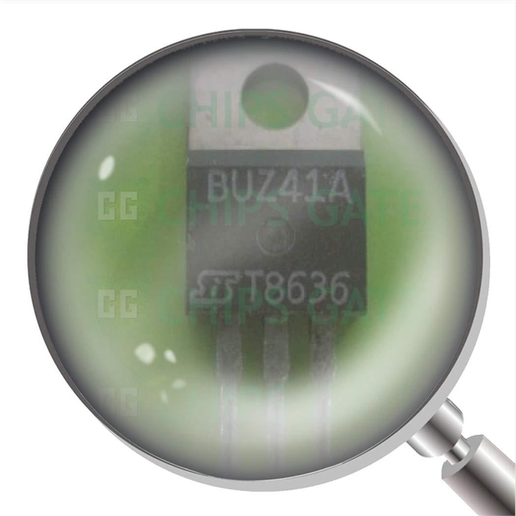 3Pcs BUZ41A To-220 Powerline: Rp30-S_De - 2:1