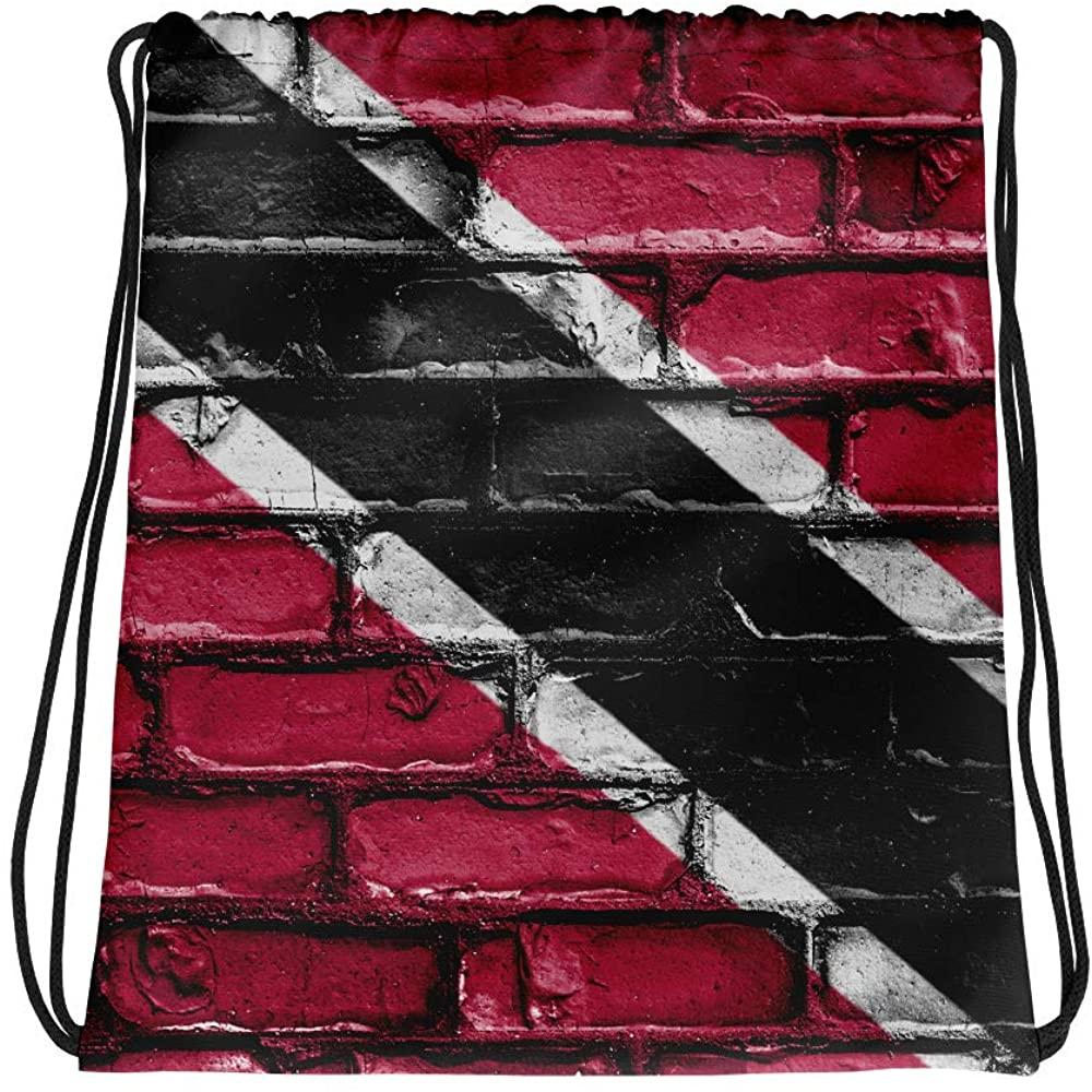 Trinidad & Tobago Drawstring bag