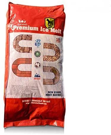 DANDO Pet Safe 25 lbs. Premium Ice Melt