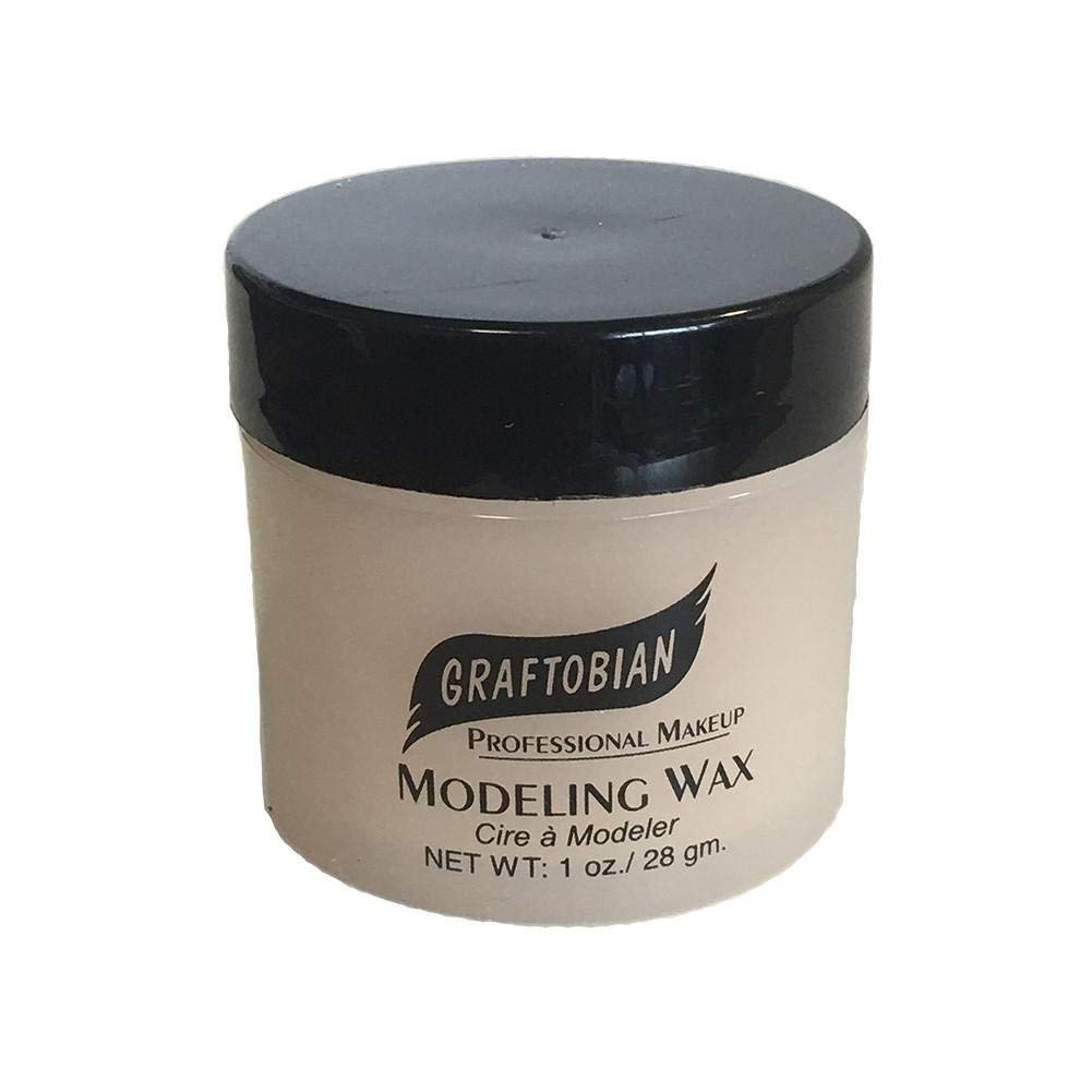 Graftobian Modeling Wax Flesh Color 1 oz