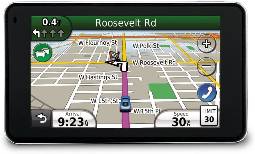 Garmin nüvi 3760T 4.3-Inch Portable GPS Navigator with Lifetime Traffic
