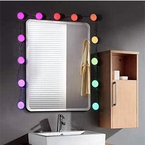 16 Pack Dream Color LED Mood Light,20 LEDs Bottle Lights Warm White,20 LEDs Bottle Lights Day White