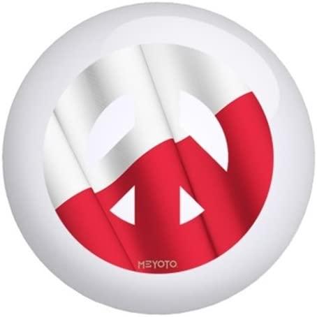 Poland Meyoto Flag Bowling Ball