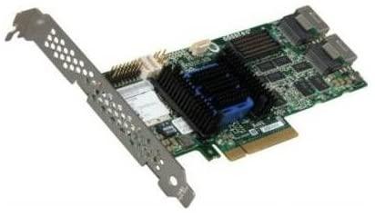 Adaptec - raid - 2270100-r - 6805 single raid 0/1/5/10 sata512mb pcie 3.3/12v m