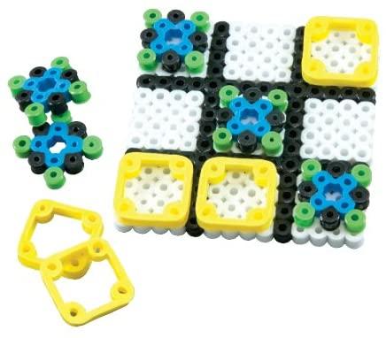 Perler Beads Tic Tac Toe Fused Bead Kit