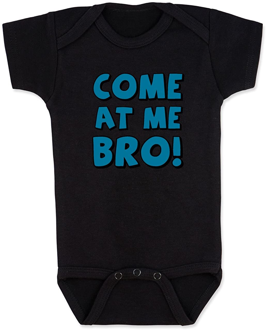 Vulgar Baby Bodysuit, Come at me Bro