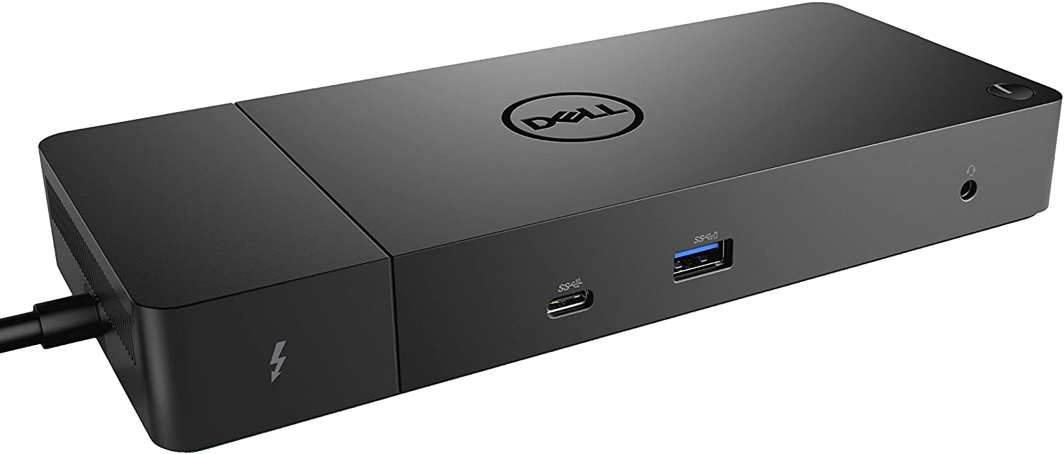 Dell WD19TB Thunderbolt Docking Station with 180W AC Power Adapter (130W Power Delivery)