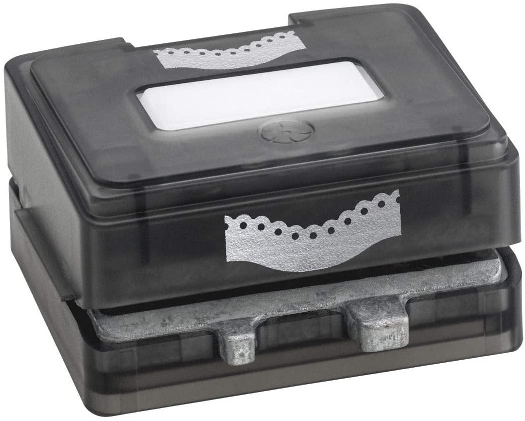 Creative Memories Ruffle Trim Border Maker Cartridge Lace Scrapbook & Card Making Punch Tool
