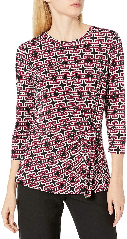 Tommy Hilfiger Women's Long Sleeve-Knit Top