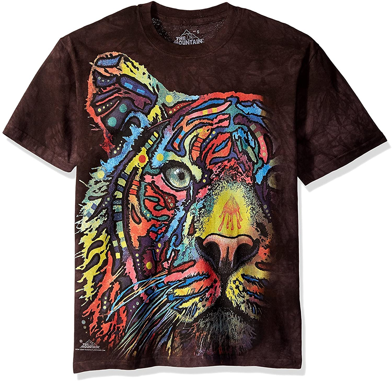 The Mountain Rainbow Tiger T-Shirt