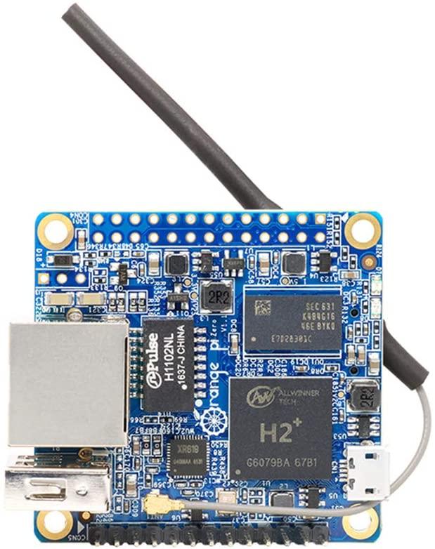 Taidacent Orange pi Zero 512MB Orange pi H2 A7 arm Development Board Super Than Raspberry pi