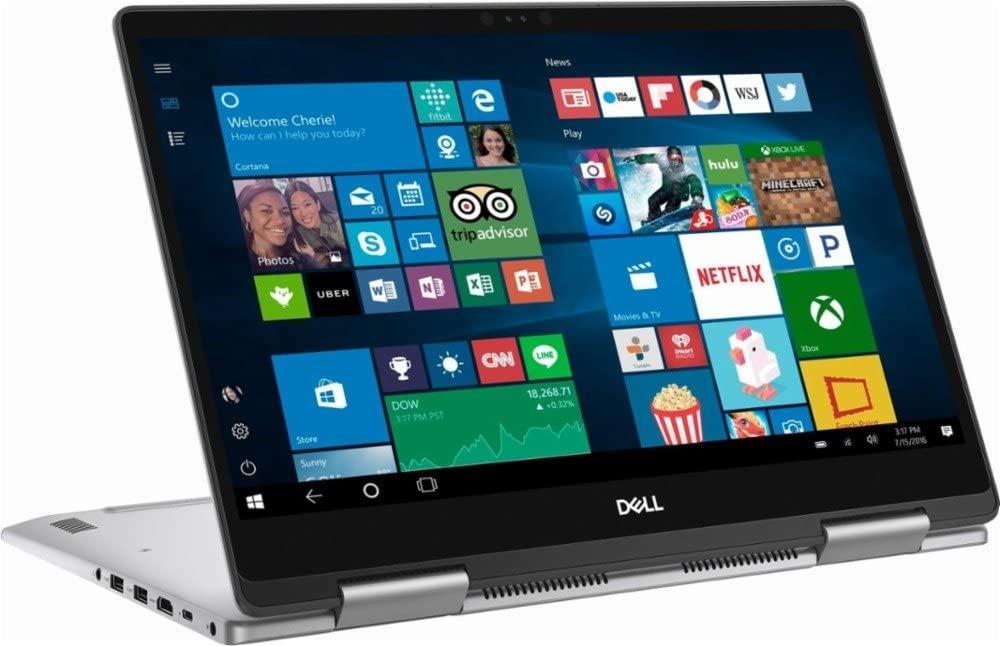 Dell Inspiron 7000 2-in-1 Narrow Edge Flagship 15.6 inch FHD Touchscreen Laptop | Intel Core i5-8250U Quad-Core | 8GB | 256GB SSD + 2TB HDD | Backlit Keyboard | Windows 10