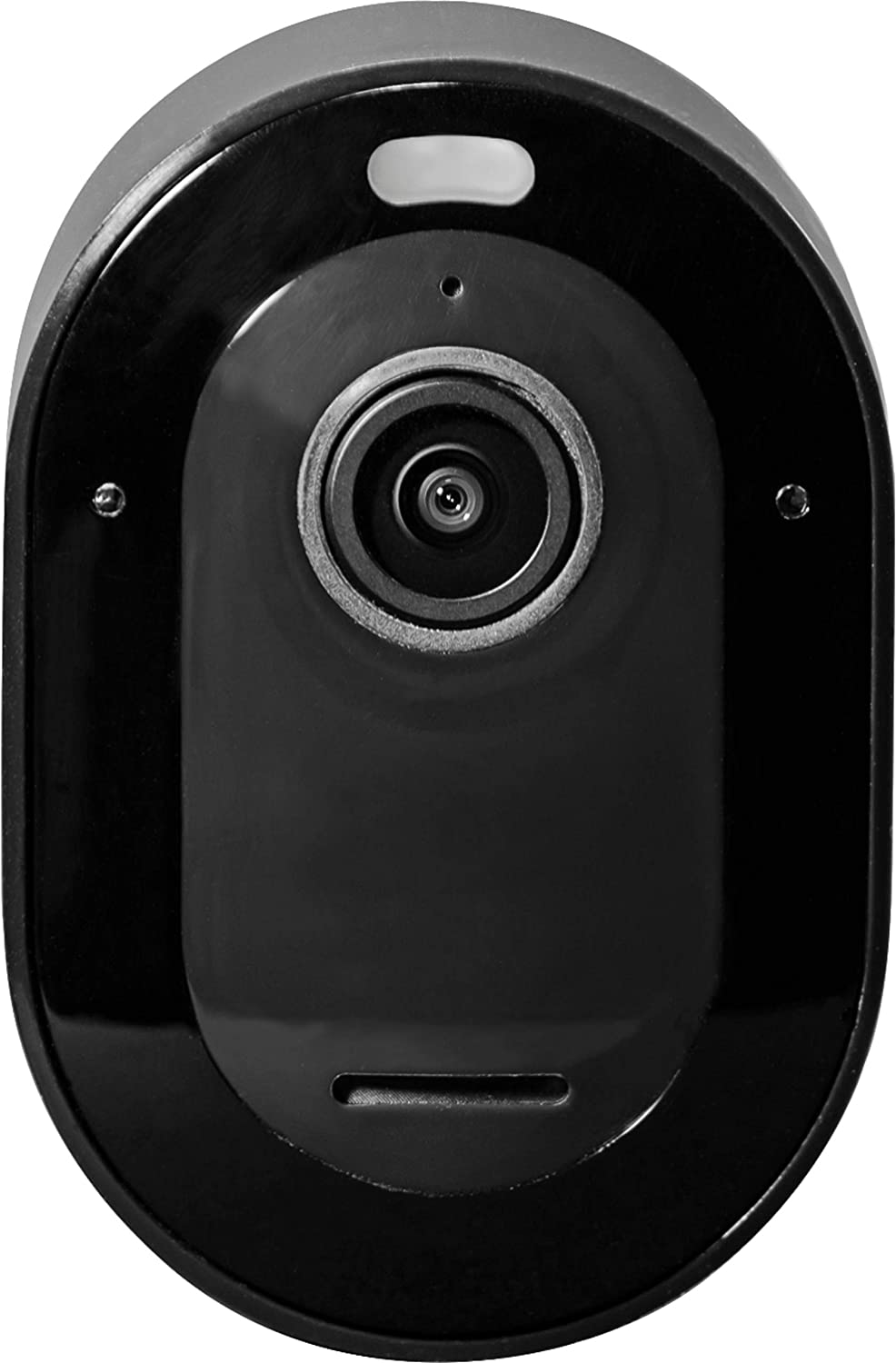 Arlo Ultra - 4K UHD Wire-Free Security 1 Camera System | Indoor/Outdoor with Color Night Vision, 180° View, 2-Way Audio, Spotlight, Siren | Works with Alexa and HomeKit | Black, Add on Camera
