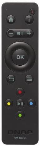 QNAP AC RM-IR004 IR Remote Control f TVS-882ST2 TVS-x73 TS-x53B TVS-1282T3 RTL