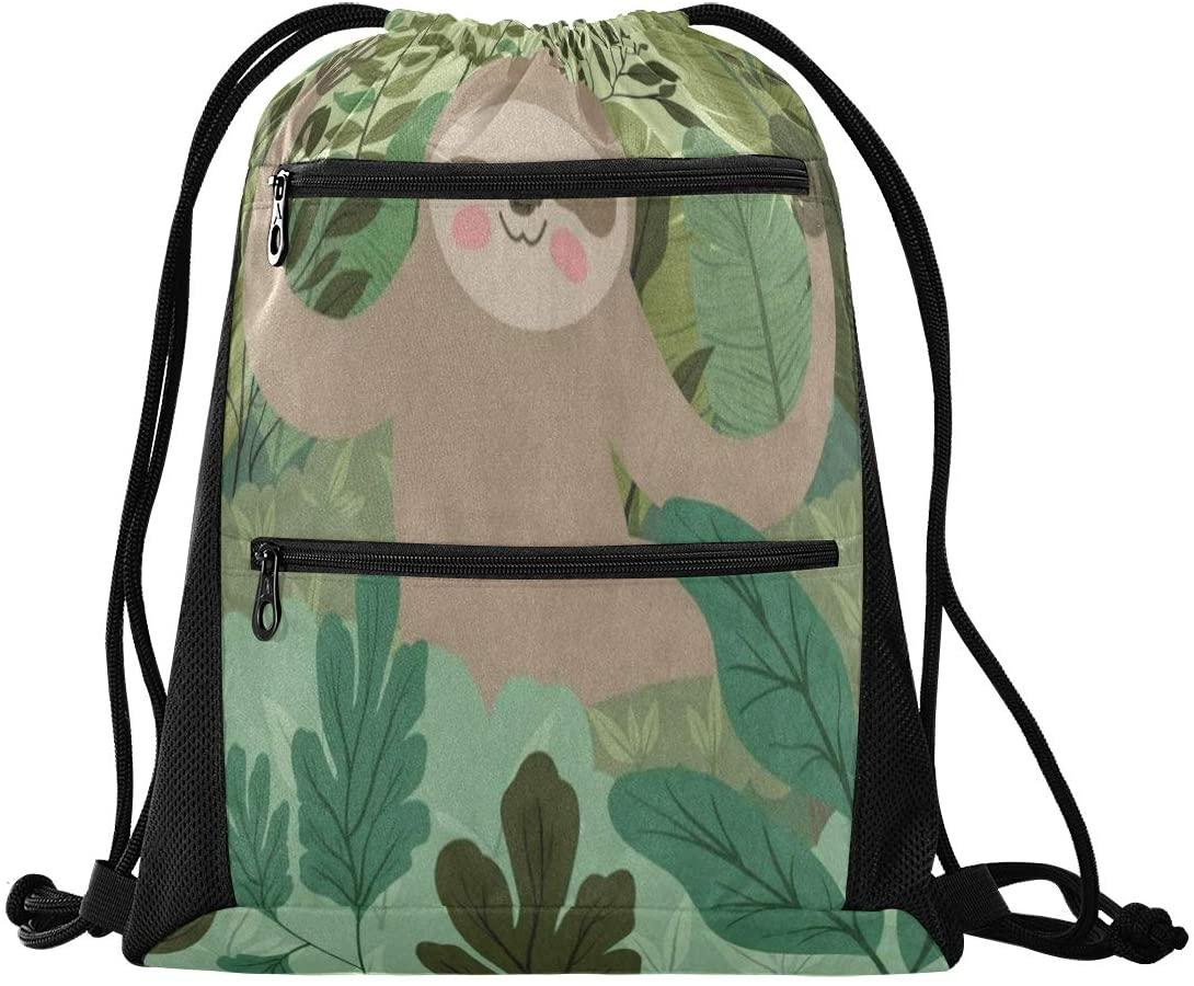 N /A Drawstring Bag Backpack Lightweight Dance Bag for Girls Boys Kids Journey to Japan Land of The Rising Sun