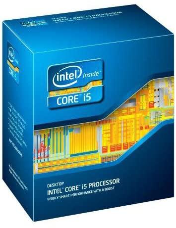 Intel BX80637I53550 Core i5-3550 3.30 GHz 22nm 6 MB L3 Cache Intel Turbo Boost Technology 2.0 LGA-1155 Processor Package