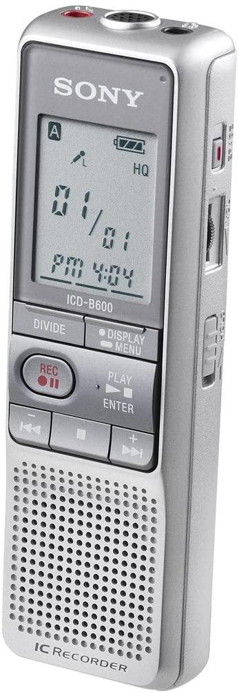 Sony ICDB600 Digital Voice Recorder