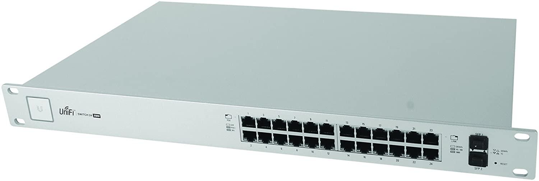 Ubiquiti UniFi Switch - 24 Ports Managed (US-24-250W),White