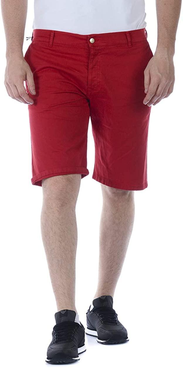 Daniele Alessandrini - Men'S Bermuda PJ5208L1003531 RED