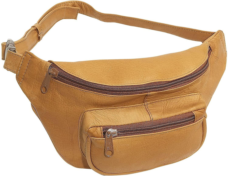 Le Donne Leather Classic Waist Bag