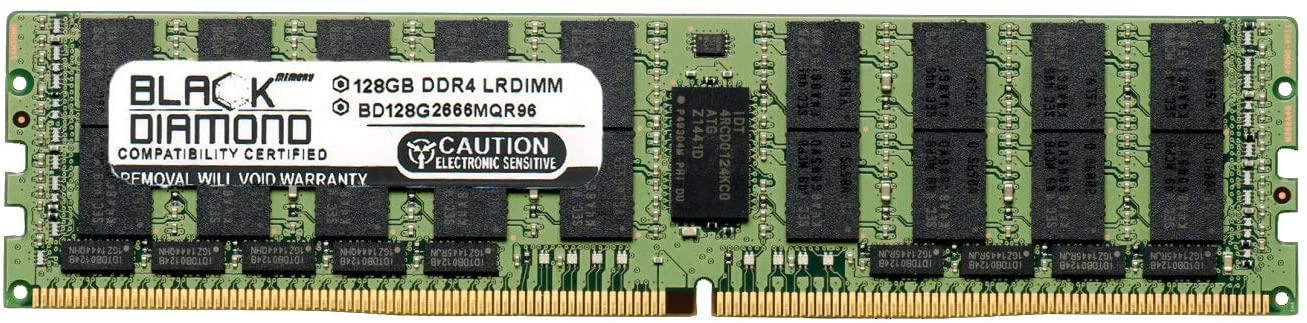 128GB Memory RAM Compatible for Dell PowerEdge C4130,C6320p,FC430,FC630,M630,M640,R630,R6415,R740,R740xd,T630