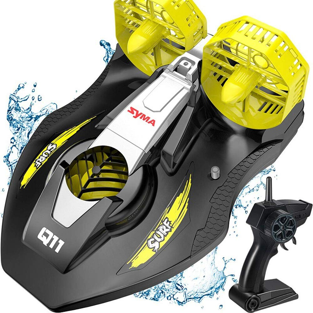 URVP RC Boat 2.4GHz High Speed Radio Remote Control Racing Boats Rc Boat for Lakes, Auto Flip Recovery (Only Works in Water),Adults or Kids,Boys or Girls