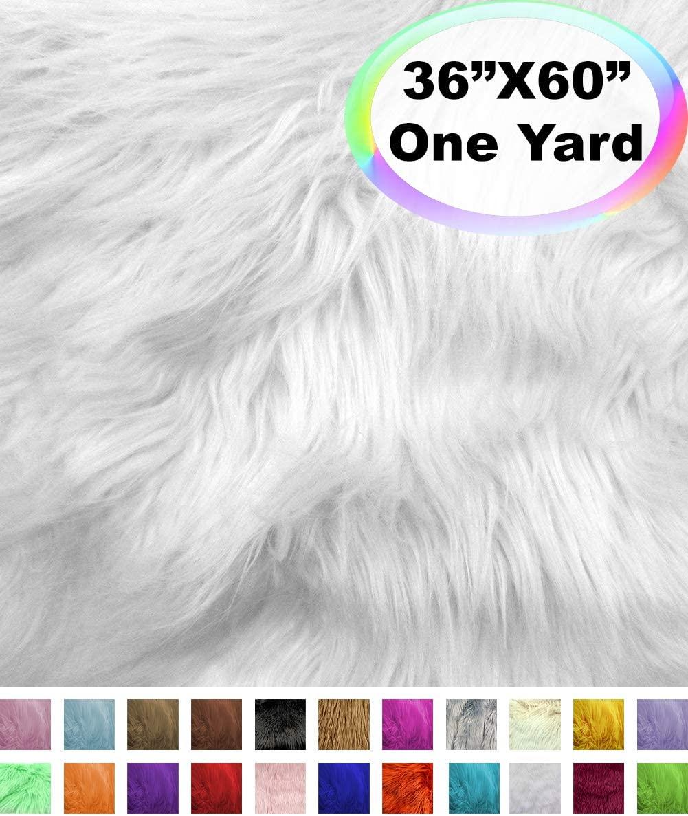 Barcelonetta   One Yard Faux Fur   36