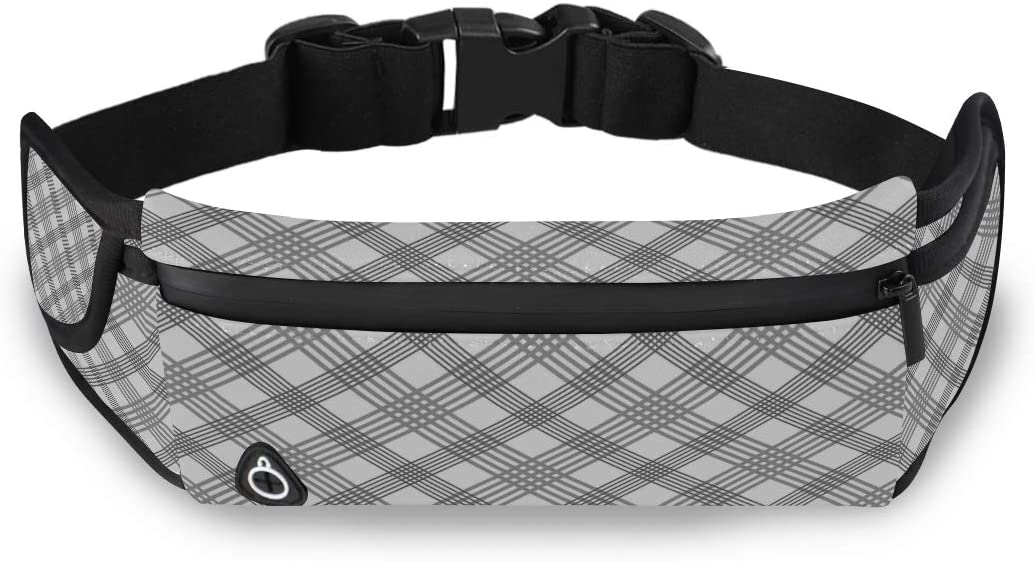 Cross Line Cure Fine Girl Waist Pack Hiking Waist Pack Kids Fashion Bags With Adjustable Strap For Workout Traveling Running