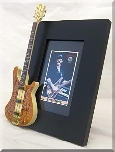 LEMMY KILMISTER Miniature Guitar Frame MOTORHEAD