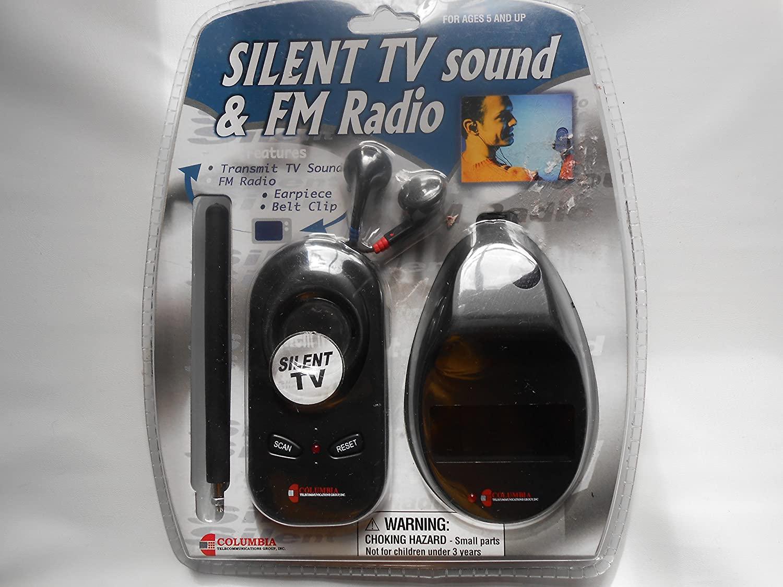 Columbia Silent TV Sound and FM Radio