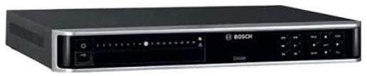 Bosch DIVAR Hybrid 3000 Series 16-Channel IP & 16-Channel Analog DVR with 2TB HDD, H.265, H.264, MJPEG